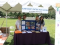 Achievement Centers for Children booth at ADA Day.