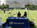 MetroHealth Rehabilitation Institute of Ohio booth at ADA Day.