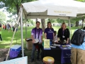 Music Settlement booth at ADA Day.