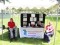 Paralyzed Veterans of America booth at ADA Day.