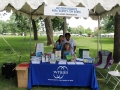Western Reserve Area Agency on Aging booth at ADA Day.