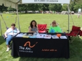 The Arc booth at ADA Day.