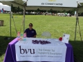 BVU booth at ADA Day.