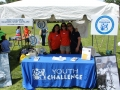 Youth Challenge booth at ADA Day.