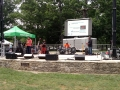 Councilman Kevin Conwell & The Footprints performs.