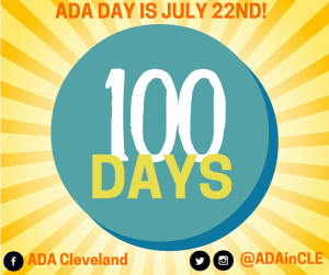 FB 100 Days - ADA Day